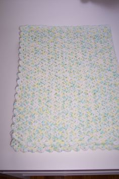 Baby Blanket made by Linda G.