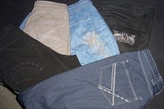 Zelf je perfecte spijkerbroek maken 1 » BERNINA Blog Denim Crafts, Sewing Clothes, Justice League, Diy And Crafts, Sewing Projects, Pants, Blog, Fashion, Trouser Pants