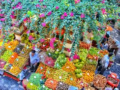 Funchal Market, Madeira | Portugal (by Rory McDonald)