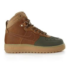 Nike Air Force 1 Duckboot - Beechtree/Dark Army Now that the black/khaki