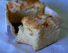 Asopaipas. Recetas de Cocina Casera .: Magdalenas de Estepa de Leche