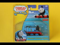 Thomas & Friends with Take-n-Play die-cast metal engines and vehicles that let you take the action anywhere! Thomas - a Really Useful Engine! #ThomasTrain #ThomasAndFriends