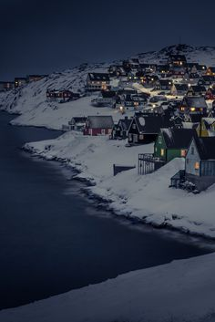 Myggedalen, Nuuk ,Greenland