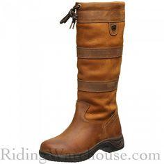 Dublin River Women's Tall Boots Brown $169.95