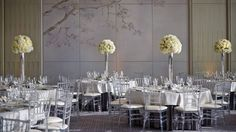 Ivory themed Weddings @FSToronto