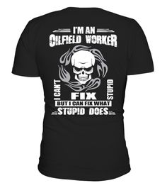 OILFIELD WORKER