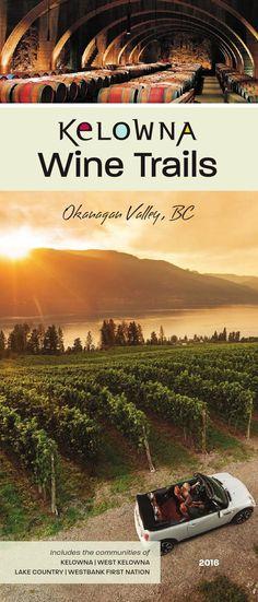 2016 Wine Trial Guide is out! 2016 Wine Trial Guide is out! Wine Tasting Near Me, Wine Vineyards, Trail Guide, Italian Wine, In Vino Veritas, Canada Travel, British Columbia, Places To See, Tourism