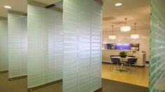 Swivel doors