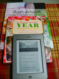 Coffee Tea Books and Me: Book Reviews - A Homemade Year, From Scratch, and a…