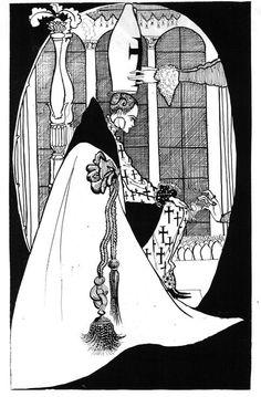 illustration from biba book