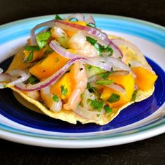 16 Deliciosas recetas que te pondrán a comer ceviche sin parar