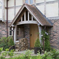 Puertas delanteras tradicionales