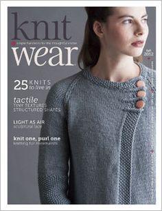 Knit.Wear Fall 2012 | Martinas Bastel- & Hobbykiste