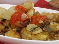 Recetas | Pechuga de pollo al horno | Utilisima.com