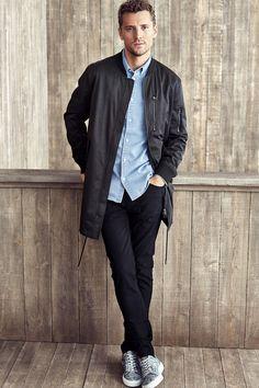 Our spring clothing range for men has arrived!   H&M For Men