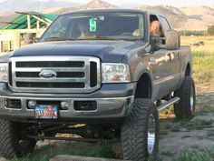 Ford truck.