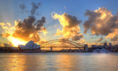 Sydney Opera House-done 4/2004