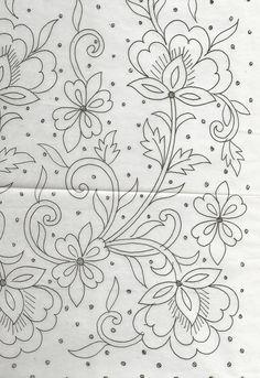 India Blog de belleza | Moda | Estilo de Vida | maquillaje | SparkleWithSurabhi: diseños de bordado y motivos !!