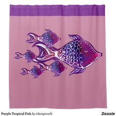 Purple Tropical Fish Shower Curtain http://www.zazzle.com/pd/spp/pt-menoenterprises_showercurtain?dz=5a61364d-f73e-45d6-936f-b47c3c5eb588&clone=true&pending=true&style=showercurtain&liner=none&design.areas=%5Bmeno_showercurtain_front%5D&view=113977215989573456&CMPN=shareicon&lang=en&social=true