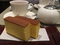 日本橋 BUNMEIDO CAFEの食べ比べ(ハニー&和三盆)とスパイスティー♡