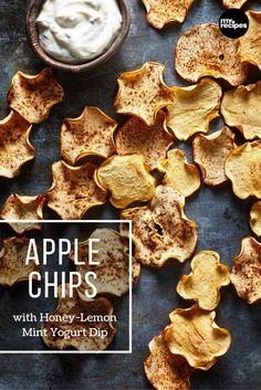 Tips for Making the Very Best Homemade Apple Chips | MyRecipes