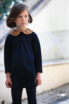 lace peter pan collar