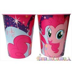 My Little Pony 'Friendship is Magic' Pinkie Pie Reusable Keepsake Cups (2ct)
