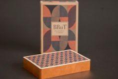 Kickstarter: BRuT Playing Cards by Uusi | Kardify : Playing Cards News