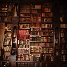 Ça c'est une jolie bibliothèque #seminaire #egypyologie #reinach #mom http://ift.tt/2jfrnYf
