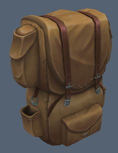 Show your hand painted stuff, pls! - Page 38 — polycount
