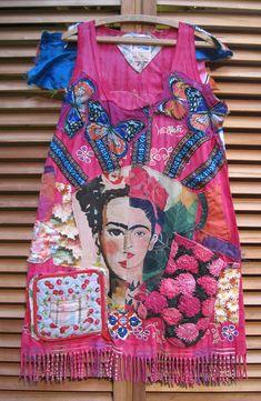 my bonny FRIDA PUERTO VALLARTA Bright Colors Dress
