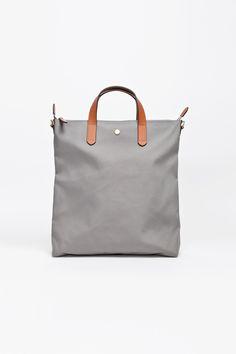 e8242f1c9a3 MEJUKI Nylon Bag, Fashion Essentials, Style Essentials, Canvas Leather,  Leather Handle,
