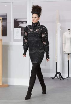 Haute Couture Automne-Hiver 2016/17 - Look 16 - CHANEL