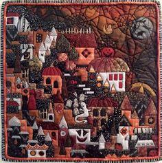Happy Villages by Karen Eckmeier