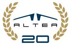 il Logo Altea celebra i 20 anni!
