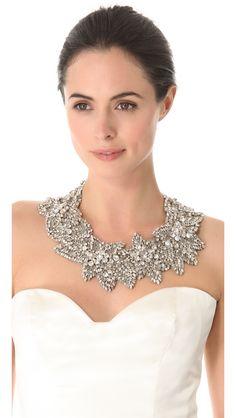 I NEED THIS: Jenny Packham Acacia Necklace