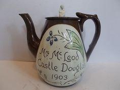Cumnock teapot, 1903
