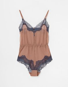 camisole/teddy