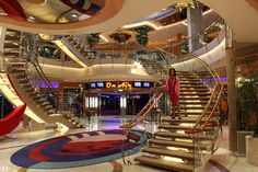 Recently I went on my my first cruise. I sailed to the Caribbean on Royal Caribbean's Freedom of the Seas. Since I hadn't been on a cruise before, I wondered what kinds of things there would be for...