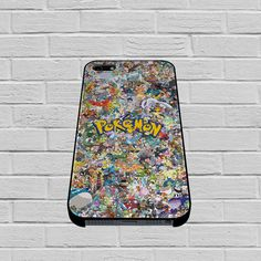 All Pokemon Considered case of iPhone case,Samsung Galaxy #case #phonecase #hardcase #iPhone6case