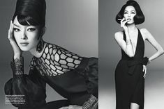 China Machado – Fei Fei Sun Vogue 2013