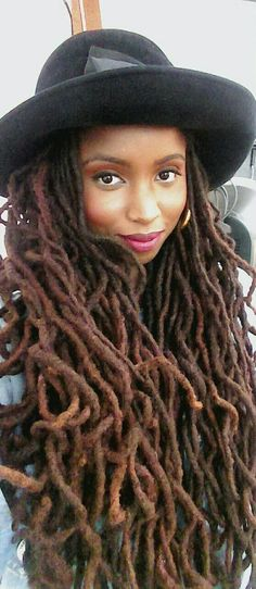Dread Envy — mrselegantlynatural: Loc madness!! So...