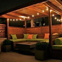 33 beautiful diy pergola design ideas - Room a Holic Backyard Ideas For Small Yards, Small Backyard Patio, Backyard Patio Designs, Pergola Designs, Diy Patio, Backyard Landscaping, Landscaping Ideas, Backyard Gazebo, Florida Landscaping