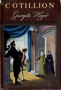 "Cotillion"" by Georgette Heyer. Just finished reading this and LOVED it. Recommend it very highly."