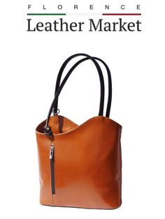 Italian Handmade Leather Shoulder Bag, Handcrafted In Florence Italy Apple Uk, Backpack Bags, Tote Bag, Convertible, Florence Italy, Italian Leather, Leather Shoulder Bag, Fashion Accessories, Backpacks