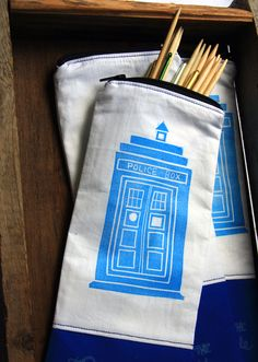 Don't Blink: 16 Unique Doctor Who Crafts | diycandy.com