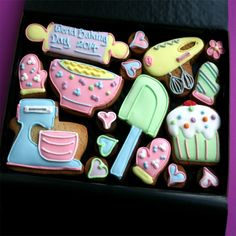 Medium Baking Cookie Gift Box