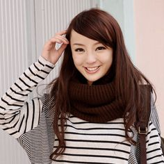 Buy '59 Seconds – Circle Scarf' with Free International Shipping at YesStyle.com. Browse and shop for thousands of Asian fashion items from Hong Kong and more!
