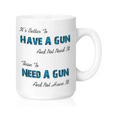 Need A Gun