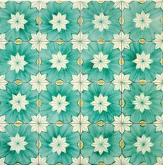 Discover recipes, home ideas, style inspiration and other ideas to try. Tile Patterns, Pattern Art, Textures Patterns, Tiled Hallway, Vintage Tile, House Tiles, Portuguese Tiles, Moroccan Tiles, Handmade Tiles